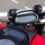 Compteur du Ducati Diavel Rennes