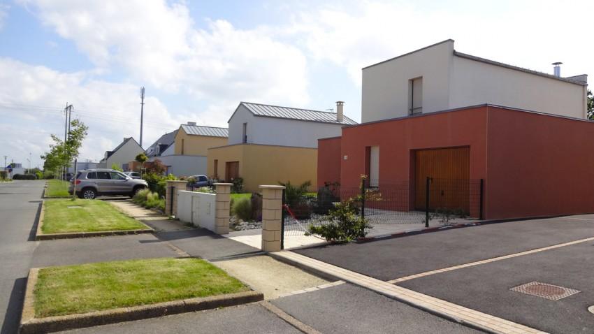 Le maison de David Jazt à Dinard