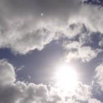 Ciel du 30 avril 2012 à Rennes