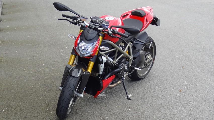 Ducati : moto exceptionnelle