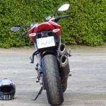 Ducati Streetfighter : moto sportive Italiennje