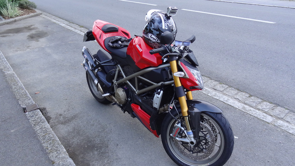 Ducati 1098 S Naked