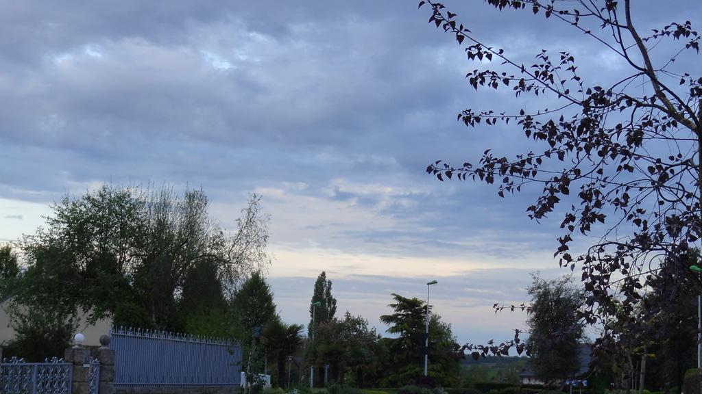 temps instable en ce mois de mai 2012