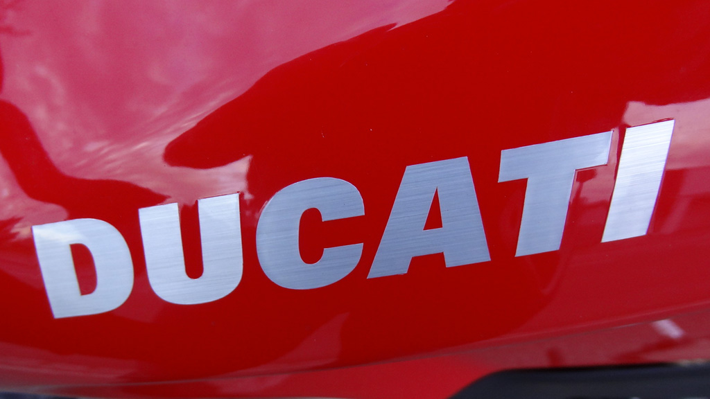Ducati, moto sportive Italienne