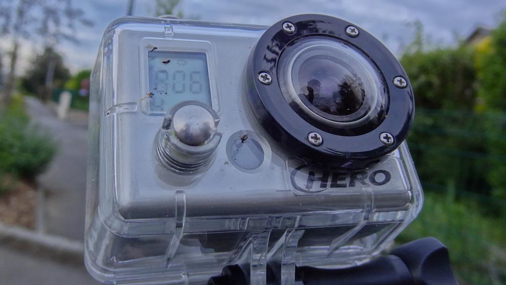 Camera embarquée GoPro
