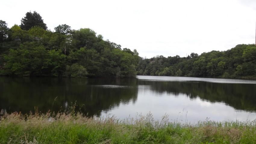 lac en Bretagne