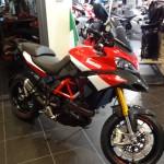 Ducati Multistrada 1200 S Corse Edition à Rennes