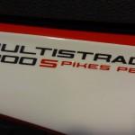 Multistrada Pikes Pearl