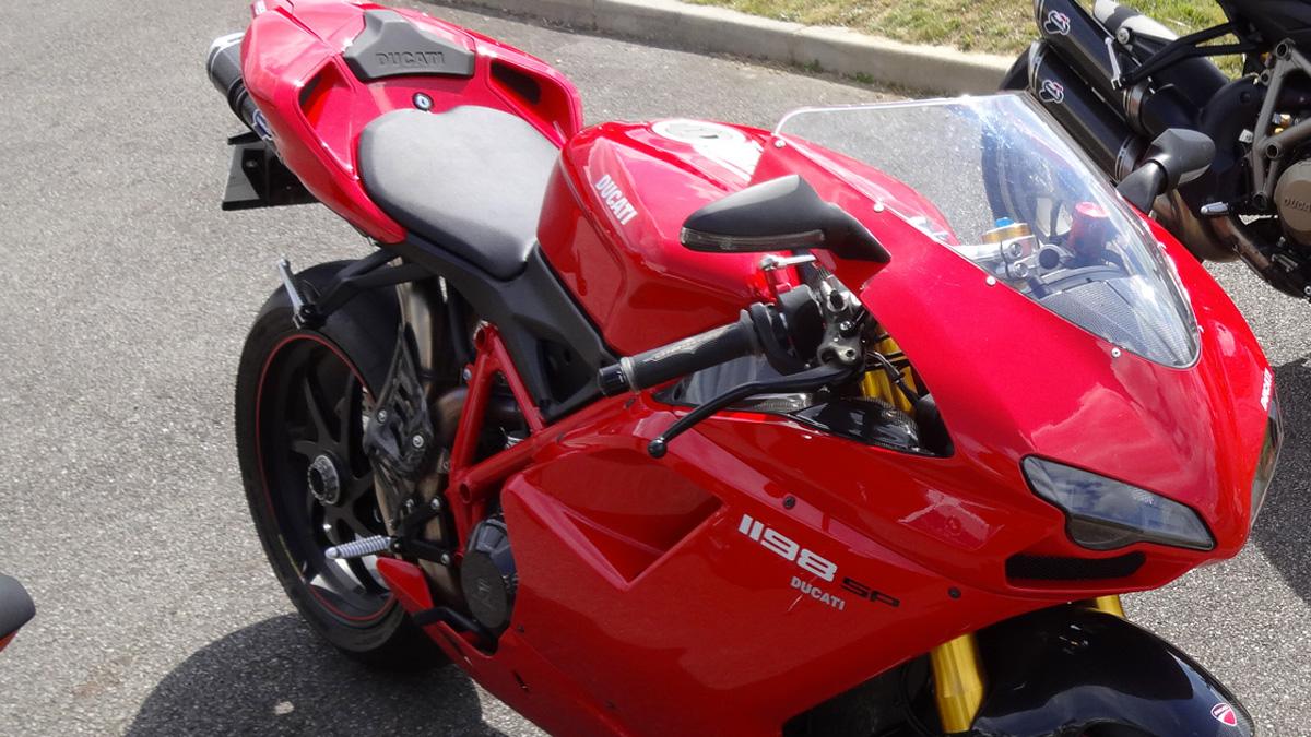 Ducati 1198 SP Rennes