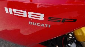 Ducati Rennes 1198 SP