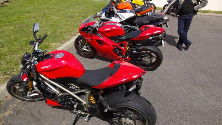 Ducati Rennes, le spécialiste des motos haut de gamme