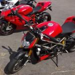 Ducati 1098 s Streetfighter à Rennes