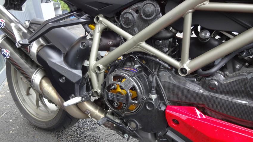 Plateau d'embrayage Ducati Performance