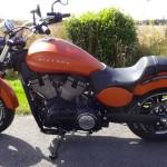 Moto Victory Judge à Rennes