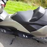 Confort de conduite à bord du C650GT BMW : le maxi-scooter