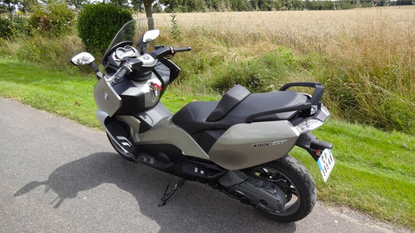 Scooter BMW Rennes