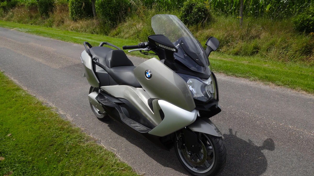 BMW Rennes : Scooter C650 GT