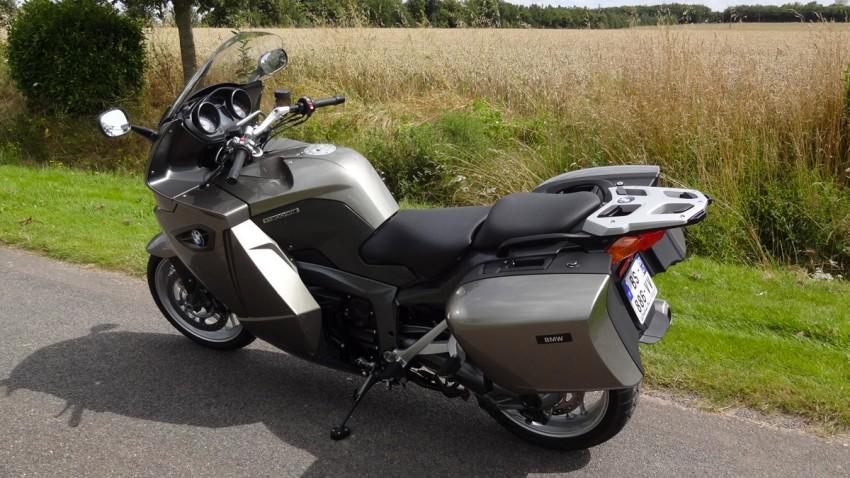 BMW moto à Rennes, le K13GT