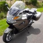excellente moto de voyage BMW Rennes