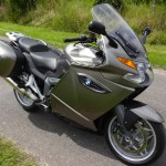 Moto BMW K1300GT à Rennes