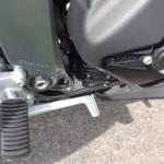 vibrations limitées sur la moto BMW