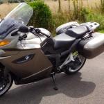 moto de tourisme BMW