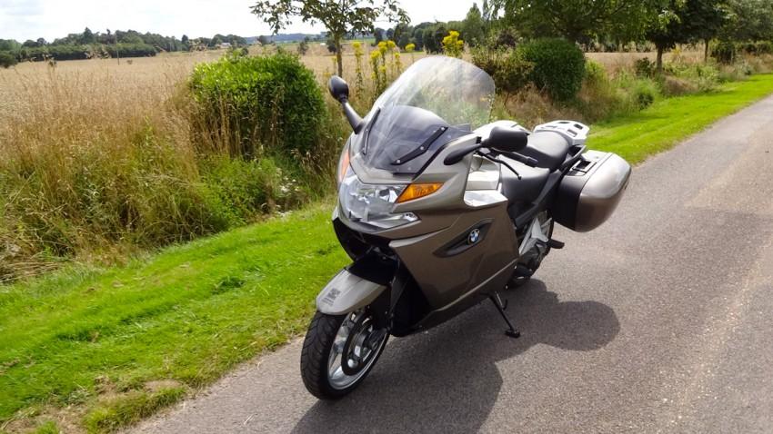 Moto BMW à Rennes : Boxer Passion