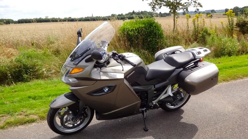 Moto BMW à Rennes : K13GT