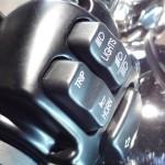 Comodo sur un Fat Bob Harley Davidson