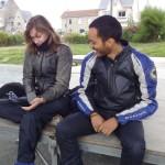 Marie-Laure et Cédric