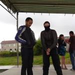 Cédric et un Ninja