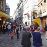 Ambiance à Intra Muros de Saint-Malo