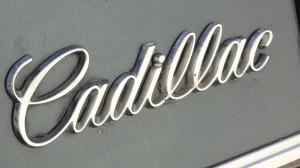 Voiture Cadillac en Bretagne
