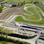 Circuit Beausoleil à l'AS Karting de Laval - Mayenne