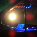 effet lumière free party rennes