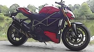 Dessin Ducati