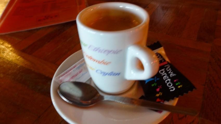 café vue mer à Saint-Quay Portieux