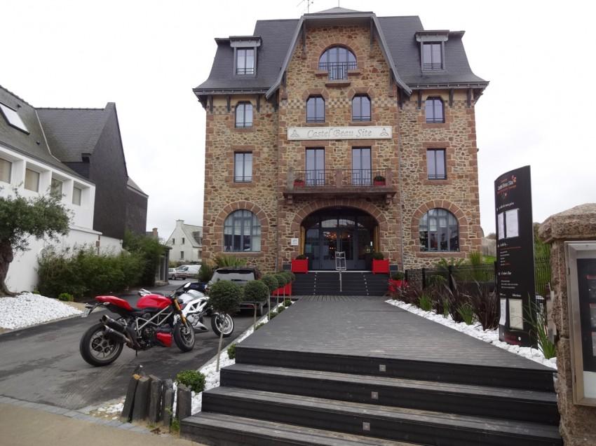 le Castel : Tregastel