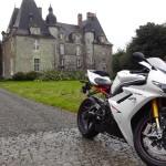moto sportive à Rennes