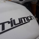marque de moto anglaise : Triumph