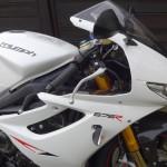 Moto sportive Triumph Daytona 675
