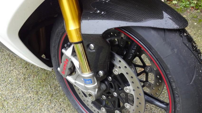 Freinage Brembo Daytona 2012