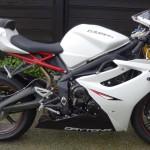 Triumph moto Rennes