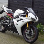 Daytona 675 de chez Triumph, version R