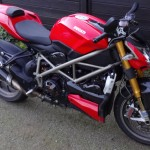 moto propre avec les produits Meguiar's