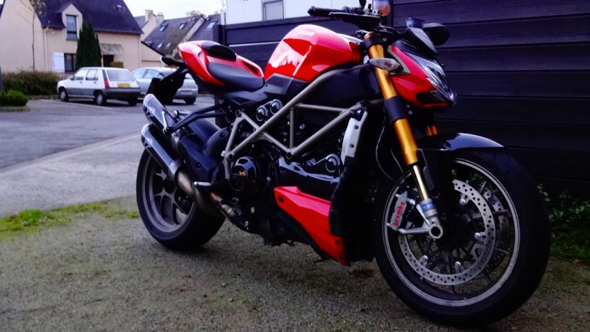 Ducati 1098 S Streetfighter