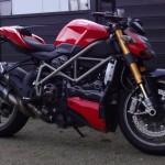 Explosive : Ducati Streetfighter