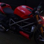 Ducati Streetfighter Rouge