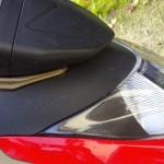 tête de fourche Streetfighter Ducati