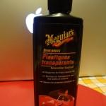 Protection peinture moto Meguiars, excellent produit
